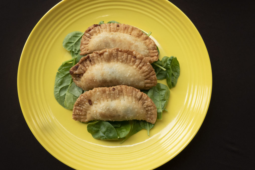 Empanadas from our pop-up