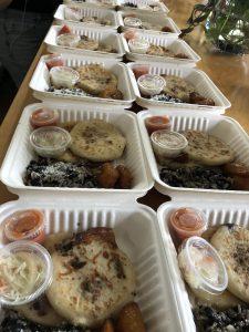 Pupusa Lunch Box